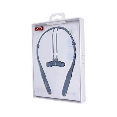 XO Słuchawki bluetooth BS13 niebieskie