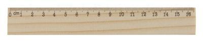 linijka z drewna sosnowego OneSix