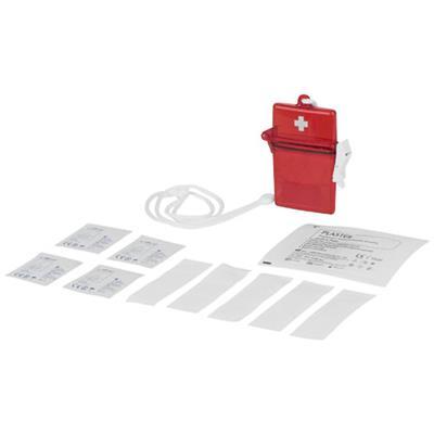 Zestaw pierwszej pomocy Haste 10-częściowy