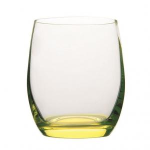 Zestaw 4 neonowych szklanek Vanilla Season HATTA, 300 ml