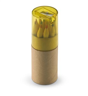 12 kredek w tubie              KC6230-28