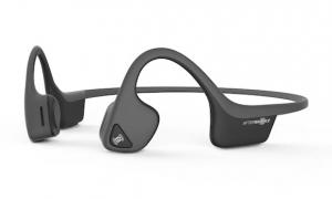 Aftershokz Air Slate Grey słuchawki z przewodzeniem kostnym
