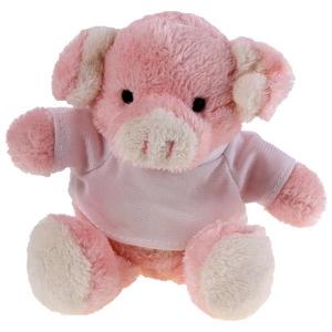 Susie, pluszowa świnka-480312
