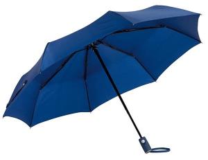 Składany parasol ORIANA, granatowy
