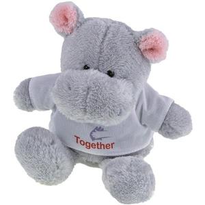 Walter, pluszowy hipopotam-480320
