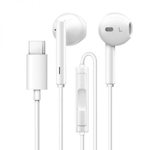Słuchawki Huawei CM33 białe USB-C