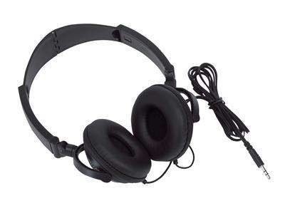 Słuchawki, ROCKER, czarny