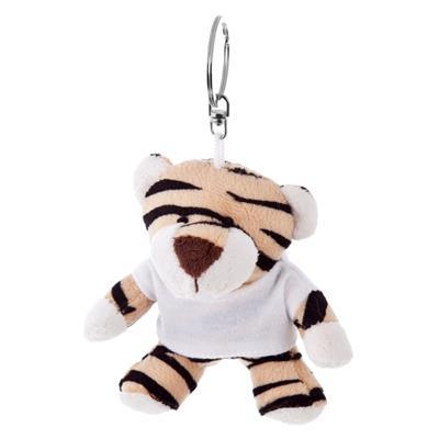 Orson, pluszowy tygrys