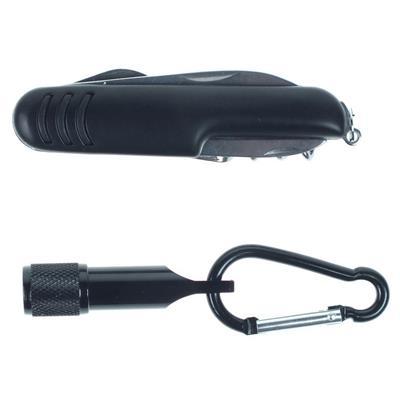 Zestaw narzędzi, narzędzie wielofunkcyjne/ scyzoryk, latarka-479892