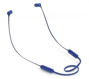 JBL słuchawki bezprzewodowe douszne T110BT niebieskie
