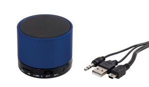 Głośnik bluetooth, FREEDOM, niebieski