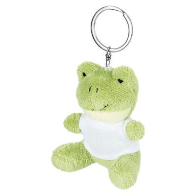 Sallie, pluszowy żaba, brelok-486781