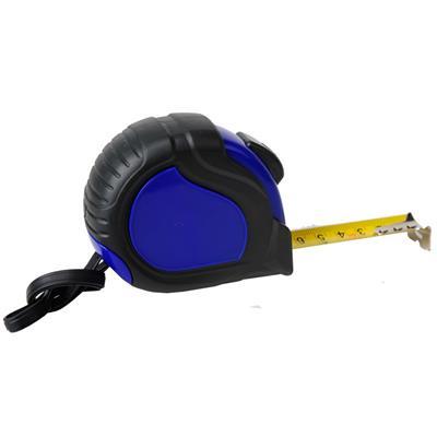 Miarka zwijana 5 m Correct, niebieski/czarny-544528