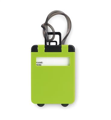Zawieszka do bagażu, plastikow MO8718-09