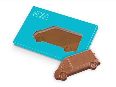 czekoladowy bus