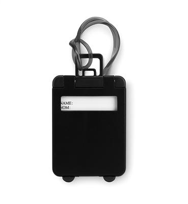 Zawieszka do bagażu, plastikow MO8718-03