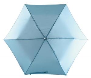 Parasol, FLAT, jasnoniebieski