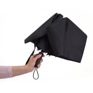 Składany parasol sztormowy Vernier, czarny-547917