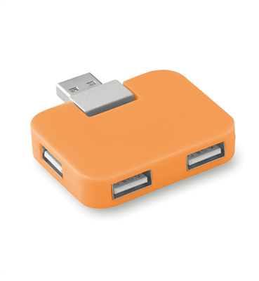 Hub USB 4 porty                MO8930-10