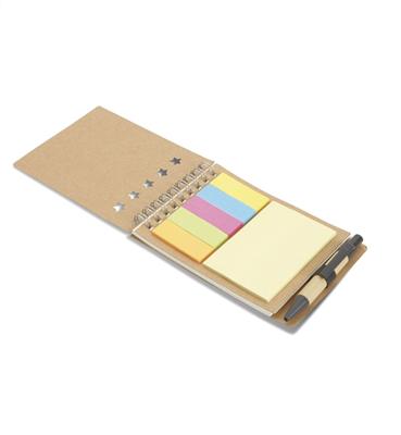 Notes z długopisem oraz koloro MO8107-13