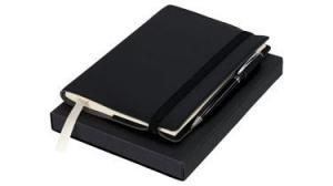 Zestaw upominkowy notatnik z długopisem