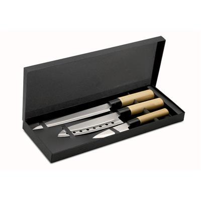 Zestaw 3 noży