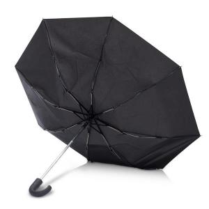 Składany parasol sztormowy Biel, czarny-548319