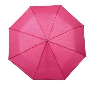 Składany parasol PICOBELLO, ciemnoróżowy-631448