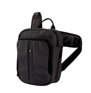 Torba-plecak VERTICAL DELUXE TRAVEL COMPANION, czarna