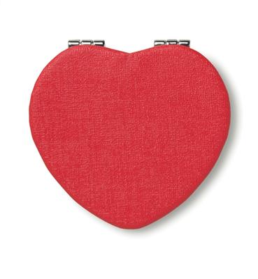 Lusterko w kształcie serca     MO8980-05