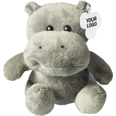 Pluszowy hipopotam, zawieszka pod nadruk-481112
