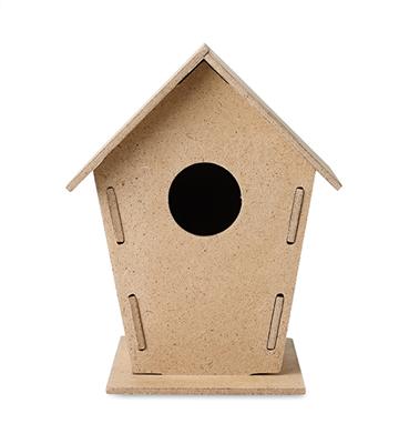 Drewniana budka dla ptaków     MO8532-40