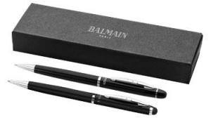 Zestaw piśmienniczy z długopisem