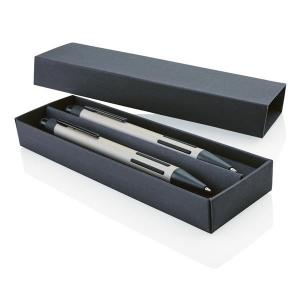 Zestaw piśmienny z touch penem, długopis i ołówek mechaniczny