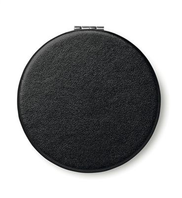 Okrągłe lusterko z PU          MO9008-03