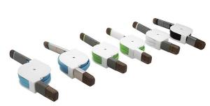 Zwijany kabel USB do transferu danych-622181