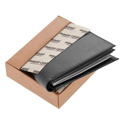 Skórzany portfel Mauro Conti-477585
