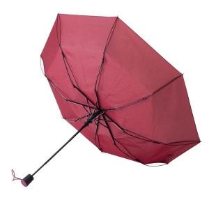 Składany parasol sztormowy Ticino, bordowy-547902