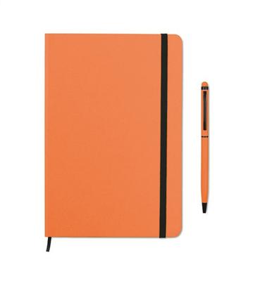 Zestaw notes z długopisem      MO9348-10-591806