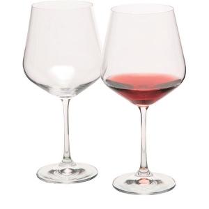 Zestaw 2 kieliszków do czerwonego wina WANAKA 2, 570 ml-1110506