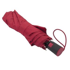 Składany parasol sztormowy Ticino, bordowy-547904