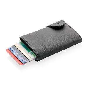 Portfel i etui na karty z ochroną RFID C-Secure