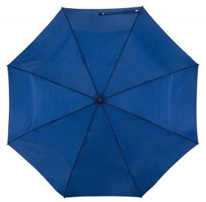 Składany parasol ORIANA, granatowy-597063