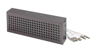 Głośnik Bluetooth BRICK, antracyt