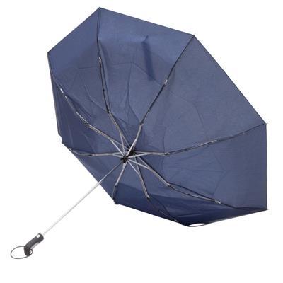 Składany parasol sztormowy Vernier, granatowy-548527