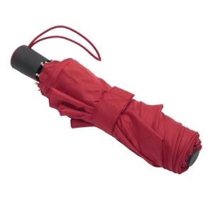 Składany parasol sztormowy Ticino, bordowy-547905