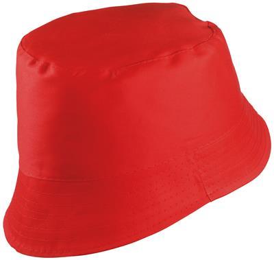 Kapelusz przeciwsłoneczny, SHADOW, czerwony