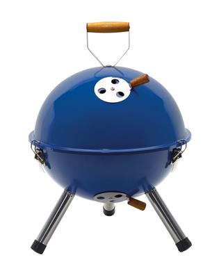 Grill, COOKOUT, niebieski