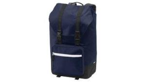 Plecak z klapą Oakland na laptop 15,6