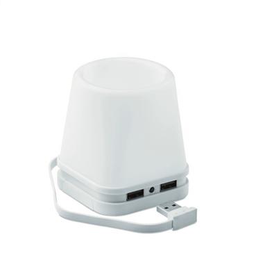 Hub USB-pojemnik na długopisy  MO9317-06